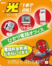 NTTひかり電話オフィスタイプ